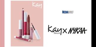 image-Katrina Kaif launches Kay Beauty in partnership with Nykaa Mediabrief