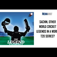Sachin, other cricket legends, in a World T20 series; details soon