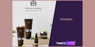 image-Times Prime partners with premium grooming brand The Man Company Mediabrief
