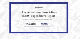image-WARC UK Ad Spends Q2 report 2019 -MediaBrief