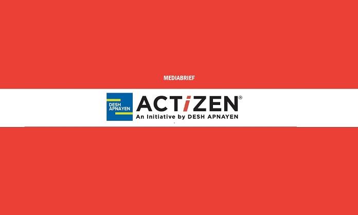 INPOST -IMAGE-ACTIZEN CONTEST LAUNCHED BY DESH APNAYEN-FEATURED-MEDIABRIEF