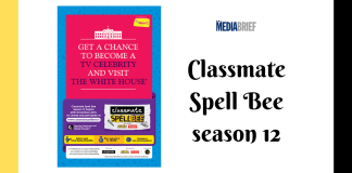 image-12th Season of Classmate Spell Bee returns to Indian schools Mediabrief