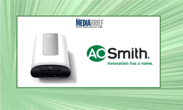 image-A.O.Smith launches HeatBotT, redefines water heater category Mediabrief