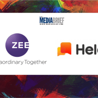 Multi-platform success for ZEE's integrated campaign with Helo app