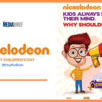 Nickelodeon's Children's Day campaign driven by the innocence of kids: #Khulkebolo