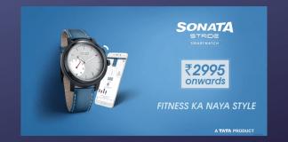 image-Sonata Stride-Fitness ka naya style Mediabrief