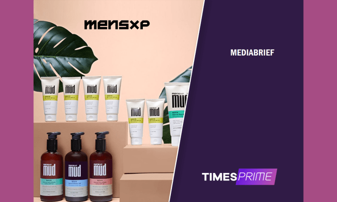 image-Times Prime partners with MensXP Mediabrief