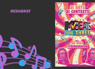 image-MTV Beats turns 3, promises #TeenGunaFun Mediabrief