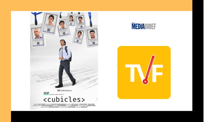 image-The Viral Fever announces the launch of TVF Originals 'Cubicles' Mediabrief