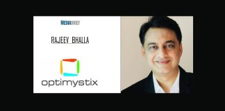 image-Rajesh Bhalla - Former Times Studio CEO - is Director & Group CEO - Optimystix Entertainment - MediaBrief