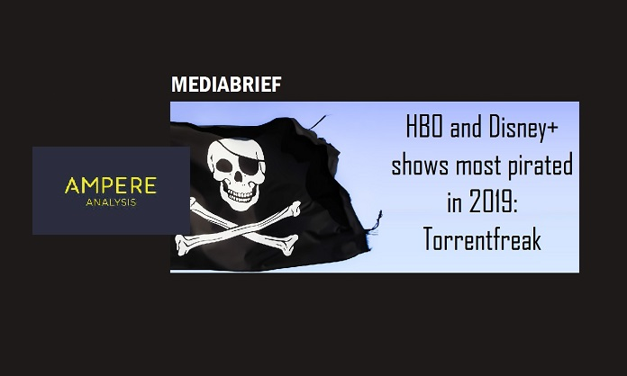 image - Most Pirated TV shows on Torrents in 2019 - from Torrentfreak - MediaBrief
