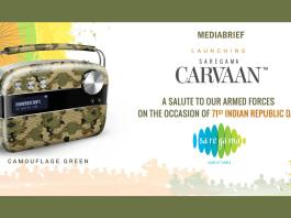 image-Saregama dedicates Carvaan to the bravehearts of our country Mediabrief