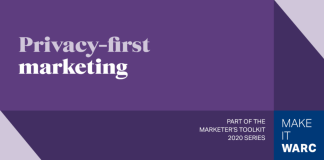 image-WARC Marketer's Toolkit 2020- Privacy-first marketing Mediabrief