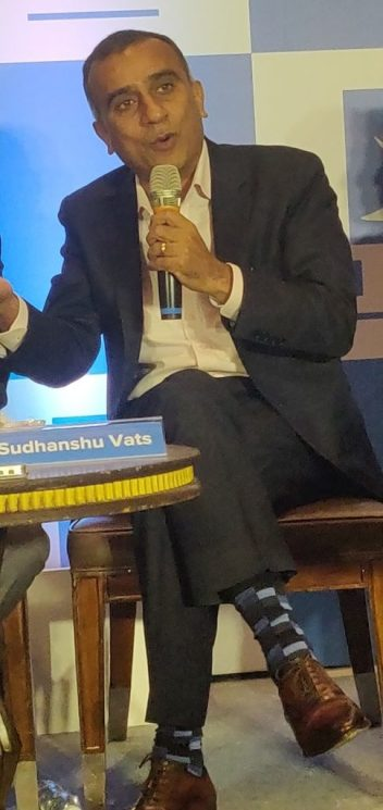 image-Sudhanshu Vats - IBF-Vice President - shows-up-TRAI's NTO Amendments in united front to Media-MediaBrief