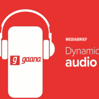 Gaana rolls out dynamic creatives for audio ads to empower Indian marketers