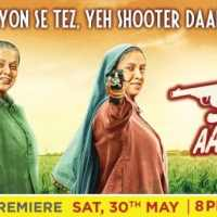 &pictures to premiere Saand Ki Aankh on Satuday, 30th May
