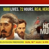 Hindi TV premiere of 'Hotel Mumbai' on &pictures – 16th August