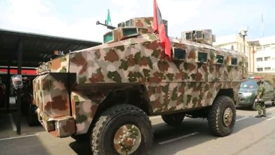 Photo of Army, DICON signs agreement on mass production of MRAP vehicles