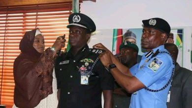 Photo of IGP approves elevation of officers on history professional excellence
