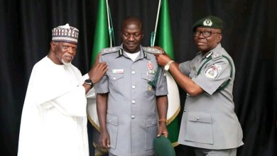 Photo of NCS approves 2,512 officers for promotion