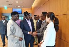 Photo of Jonathan pleases as Reno Omokri honours in US