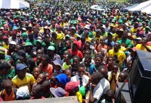 Photo of Thousands attend ZANU PF Youth Convention