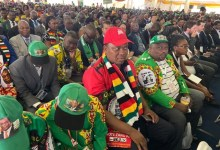 Photo of The ZANU PF National People's Conference 2019