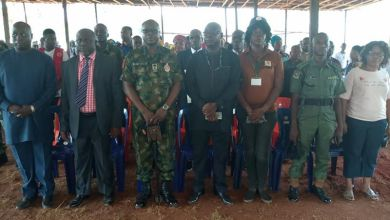 Photo of Corps warns against tribal, religious sentiment