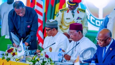 Photo of Buhari expresses happiness on support in tackling Libyan fighters