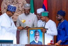 Photo of I took interest in politics after a clean bill of my integrity- Buhari