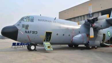 Photo of NAF expresses delight over completion of heavy airlift