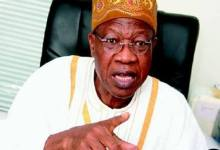 Photo of Nigeria music revenue is projected to hit $86m in 2021- Lai Mohammed