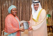 Photo of First Lady seeks partnership with UAE on health care services