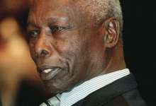 Photo of Kenya's second president Daniel Arap Moi is dead