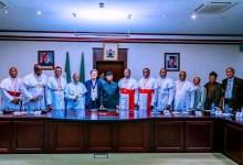 Photo of Osinbajo urges religious leaders in bringing harmony to Nigeria