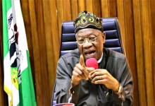 Photo of President will not resign over insecurity – Lai Mohammed