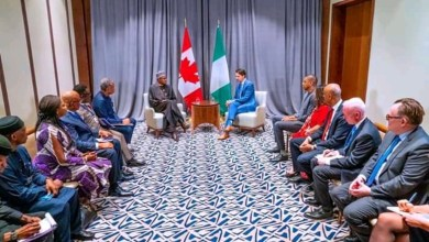 Photo of Buhari commends Canada's choice for higher education by Nigerians
