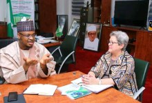 Photo of US Ambassador interacts with Minister on ICT explores
