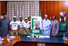 Photo of Buhari applauds General Gowon for initiating NYSC