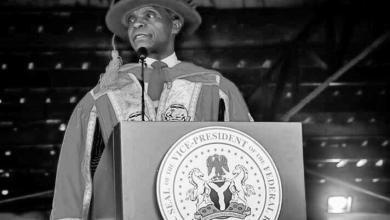 Photo of Education today must be for employability – Osinbajo