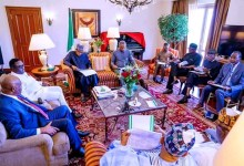 Photo of Nigeria condemn perpetrators of terrorism in Africa- Buhari