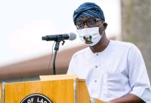 Photo of Covid-19: Sanwo-Olu orders pick up corpses, releases 209 inmates