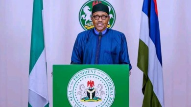 Photo of Covid-19:Buhari extends restriction for 14days in FCT,Lagos,Ogun State