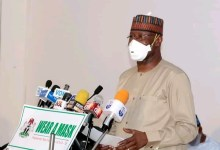 Photo of Covid-19: It's harmful to pick up face masks for recycling – FG