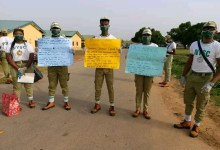 Photo of Covid-19: Corp members embarks on 2 days sensitization in Minna