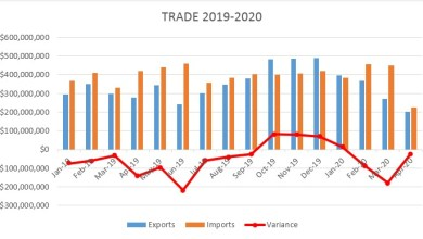 Photo of Zimbabwe's April trade deficit down 83% YOY due to Covid-19 lockdowns