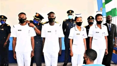 Photo of Capacity Building: NAF records Capping, Strapping of student nurses