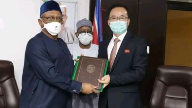 Photo of Nigeria, Korea signs MoU to support resilience health system