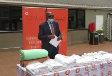 Photo of Covid-19: African Sun donates linen, crockery items to Mvuma Hospital