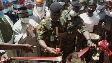 Photo of Nigerian Army's CSR to support govt's efforts–Buratai